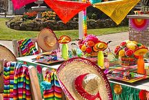 Mexican Fiesta / Mexican Fiesta themed parties