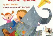 Wild & Woolly / Picture Books About Animals