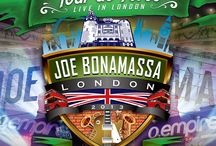 Joe Bonamassa DVD/Blu-ray / DVD's from guitar hero Joe Bonamassa!