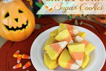 Fall Treats/Football Food/Trick or Treat / by Amanda