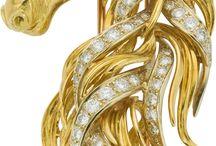Horse etc. jewellery