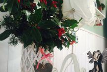 My little house / Shabby Christmas