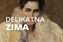 ZIMA delikatna - romantyczna poetka