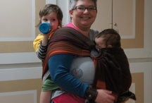 Babywearing/Infant stuff / by Virginia Haddad-Yurich