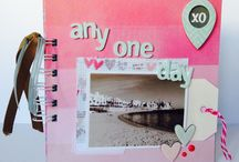 """Mini album """"any one day"""" / Un mini de un dia cualquiera con mi chico"""