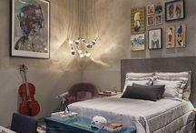 dormitórios para adolescente
