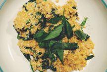 Recipes: Rice, grains, legumes