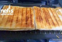 Milföy tost