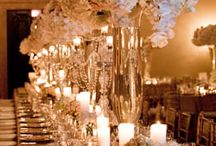 White // Weddings + Events / Everything that is pure and lovely...White, Ivory, Linen, etc...for your Special Event.