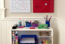 Amazing Study-Bedrooms / Fantastic ideas for turning a place to sleep into a learning zone.