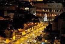 Kerst en oud en nieuw in Rome
