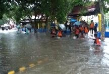 Flood / Jakarta water city