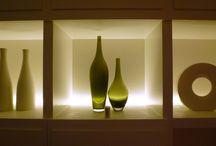 Artwork & Display Lighting / Artwork and display lighting design by John Cullen Lighting.