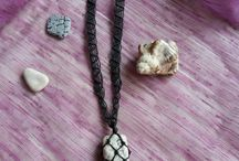 HeCate Accessories / Wicca's and mythical handmade Macrame jewelry and accessories!!