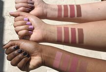 Kylie lip kit swatches