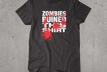 Zombie T-shirts / Tshirtpusher.com has some great Zombie T-shirts.  If you are into the Undead- this is the site that has t-shirts for you.