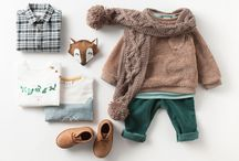 Toddler fashion for boys / Inspiration for toddler styles