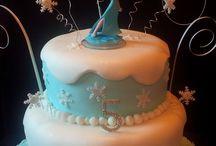 Birthday cakes / Ideas for birthday cakes
