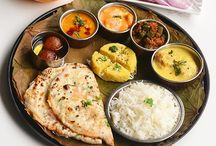 Lunch thalis