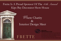 Kips Bay Decorator Show House / Frette Is A Proud Sponsor Of The 40th Annual Kips Bay Decorator Show House  To learn more about please visit: http://kipsbay.org/index.php