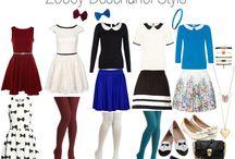 Zooey Deschanel Style