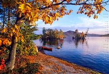Fall / The Lake George Area is one of the best spot in the country for fall foliage.