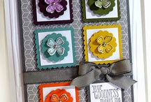 Cards, homemade / by Jenny Jacques DeFranco