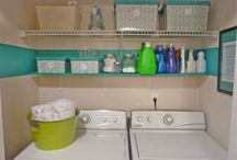 Laundry Room / by Emily