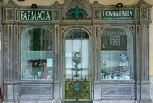 Beautiful shops