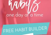Routine & daily habits