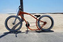 bikes and kickbikes