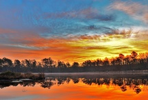 Sunrises and Sunsets in South Carolina / We all know our state parks are special, but sunrises and sunsets cast an extra beautiful light over our South Carolina State Parks.  / by South Carolina State Parks