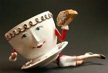 Coffee, Tea, and Tea Parties / by Brenda Morris