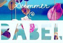 Καλοκαίρι στην BABEL!