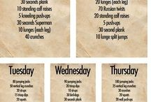 Workouts - Diet / This Board Is About Workouts , Gym , Diets And Workout Challenges
