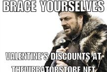 Valentines at thevibratorstore.net / Valentine's Day offers and discounts for adult toys, sex toys, lingerie, masturbators,