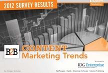 Marketing Trends/Statistics