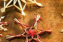 DIY - Weihnachten / Im Bastelbedarf findet Ihr alles was man für eine kreative Advents- und Weihnachtszeit braucht.
