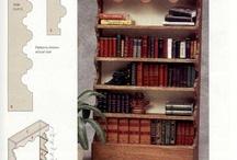 Poppenhuis meubelen.
