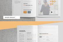 Brand Design / Logo / Značka