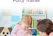 Potty training! :)