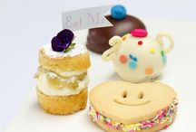 Gluten Free Afternoon Tea / Gluten free afternoon tea in London and beyond