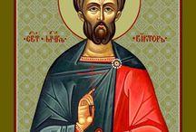 Święci-mężowie / Saints-men