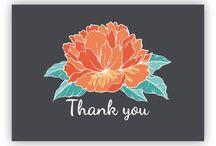#Danke - #Merci - #Thankyou