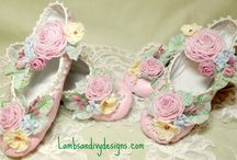 Jayna's Little Girl Shoes