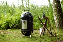 Weber barbecues
