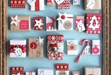 Holidays: Christmas Advent Calendars / Looking for the best countdown calendars to Christmas? Check out these amazing ideas!!