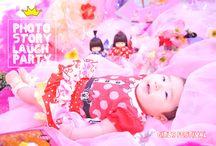 カワイイ赤ちゃん☆初節句写真撮影♡byラフパーティー