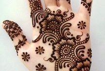 Hands adorned:)