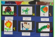 School Eric Carle / by Lori-Ann Lingley